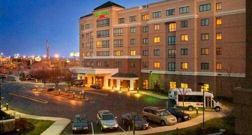 Courtyard by Marriott Newark Elizabeth - Elizabeth - Building