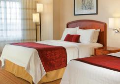 Courtyard by Marriott Newark Elizabeth - Elizabeth - Bedroom