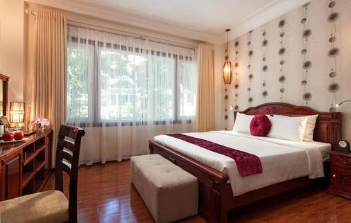 Hanoi Golden Moon Hotel - Hanoi - Living room