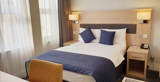 The Empress Hotel - Douglas - Makuuhuone