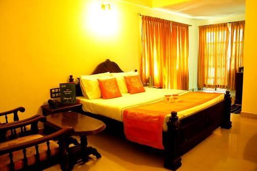 Hotel Hill View - Madikeri - Bedroom