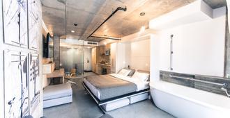 Boxotel - Montreal - Bedroom