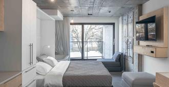 Boxotel Montreal - Montreal - Habitación