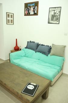 Space Place - Haifa - Phòng khách