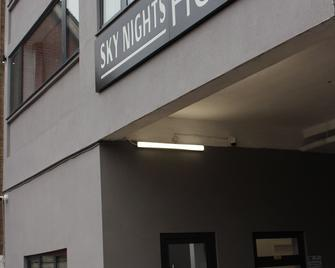 Sky Nights Hotel London Heathrow - West Drayton - Gebouw