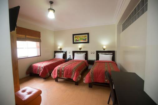 廷科斯酒店 - 利馬 - 臥室