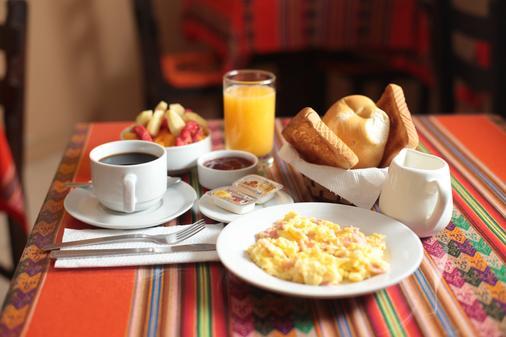 Hotel Tinkus Inn - Lima - Ruoka