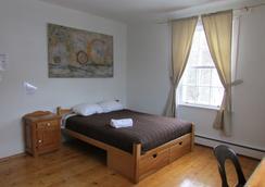 Auberge De Jeunesse La Malbaie - Hostel - La Malbaie - Bedroom