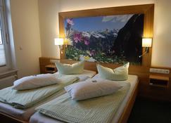 Biohotel Amadeus - Schwerin (Mecklenburg-Vorpommern) - Bedroom