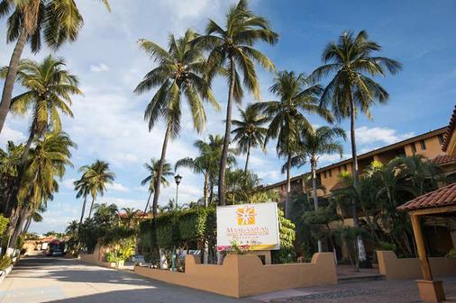 Margaritas Hotel & Tennis Club - Mazatlán - Building