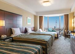 Asakusa View Hotel - Tokio - Schlafzimmer