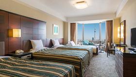 淺草豪景酒店 - 東京 - 臥室