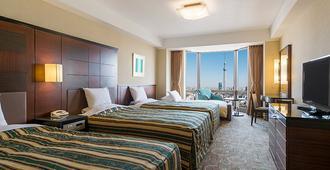 Asakusa View Hotel - טוקיו - חדר שינה