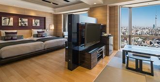 Asakusa View Hotel - Tokyo - Bedroom