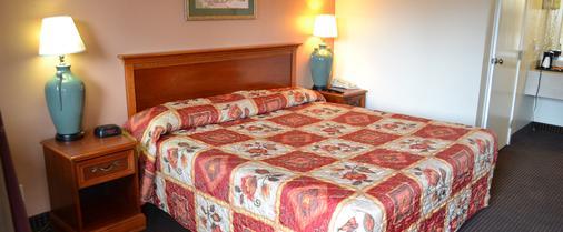 Van Ness Inn - San Francisco - Bedroom