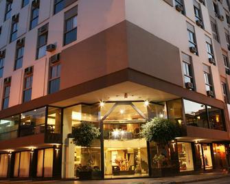 Provincial Plaza Hotel - Ciudad de Salta - Edificio
