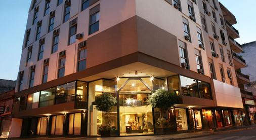 Provincial Plaza Hotel - Salta - Rakennus