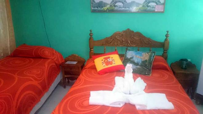 Hostal la espAñola - Trinidad - Bedroom
