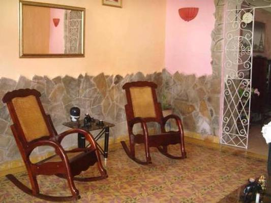 Hostal la espAñola - Trinidad - Living room