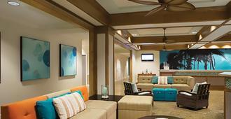 Marriott's Beachplace Towers - Fort Lauderdale - Phòng khách