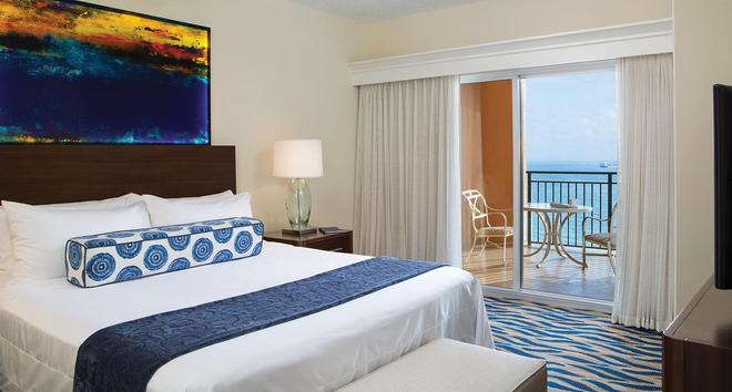 Marriott's BeachPlace Towers, A Marriott Vacation Club Resort - Fort Lauderdale - Makuuhuone