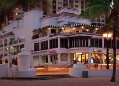 Marriott's BeachPlace Towers, A Marriott Vacation Club Resort - Fort Lauderdale - Bygning