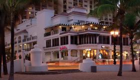 Marriott's BeachPlace Towers, A Marriott Vacation Club Resort - Fort Lauderdale - Bangunan