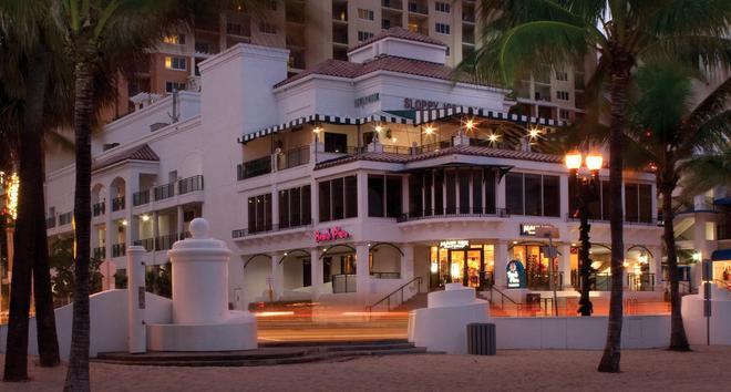 Marriott's BeachPlace Towers, A Marriott Vacation Club Resort - Fort Lauderdale - Rakennus