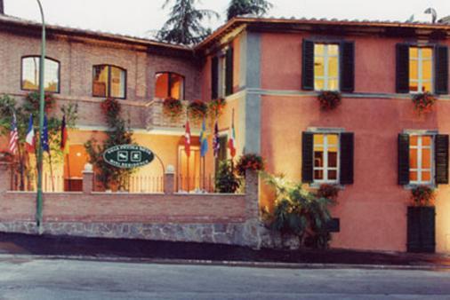 Villa Piccola Siena - Siena - Rakennus