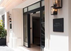 艾菲爾布魯姆特酒店 - 巴黎 - 建築