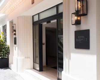 Hôtel Eiffel Blomet - Paris - Building