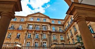 Steigenberger Frankfurter Hof - Fráncfort - Edificio