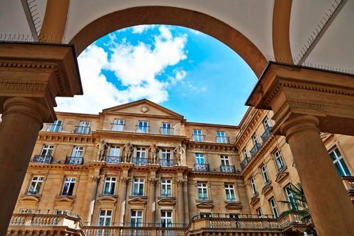 Steigenberger Frankfurter Hof - Φρανκφούρτη - Κτίριο