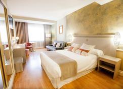 Alfonso VIII - Soria - Bedroom