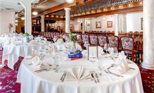 Hotel Boulderado - Boulder - Banquet hall