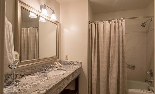 Hotel Boulderado - Boulder - Phòng tắm