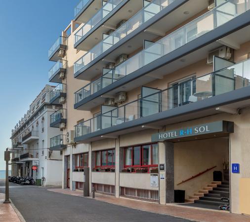 Hotel RH Sol - Benidorm - Rakennus