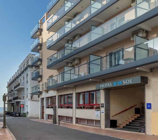 Hotel RH Sol - Benidorm - Bygning