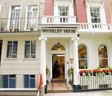 Beverley House Hotel - London - Building