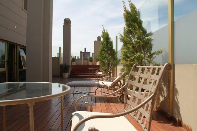 Hotel Intersur Recoleta - Μπουένος Άιρες - Μπαλκόνι