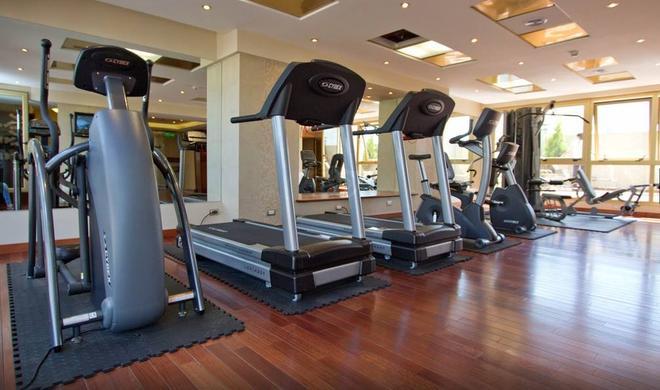 Hotel Intersur Recoleta - Μπουένος Άιρες - Γυμναστήριο