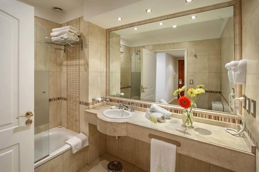 Hotel Intersur Recoleta - Buenos Aires - Phòng tắm