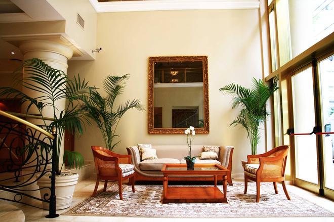Hotel Intersur Recoleta - Μπουένος Άιρες - Σαλόνι ξενοδοχείου