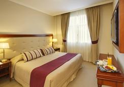 Hotel Intersur Recoleta - Buenos Aires - Phòng ngủ