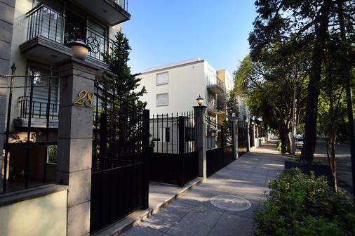 Suites Obelisk - Mexico City - Building