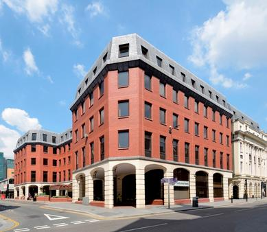 Dream Apartments Moorfields - Liverpool - Building