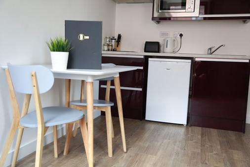 Dream Apartments Moorfields - Liverpool - Kitchen