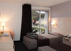 Hotel Mediterranee - Lourdes - Schlafzimmer