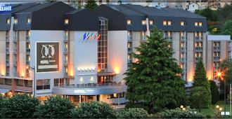 Hotel Mediterranee - Lourdes - Bygning