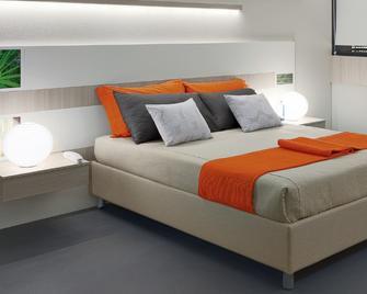A'MANTIA HOTEL - Амантея - Спальня